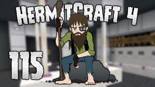 HermitCraft 4 - #115 | MAFIA STYLE 🕵 [Minecraft 1.11]