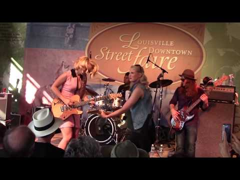 Samantha Fish w/Sara Morgan -
