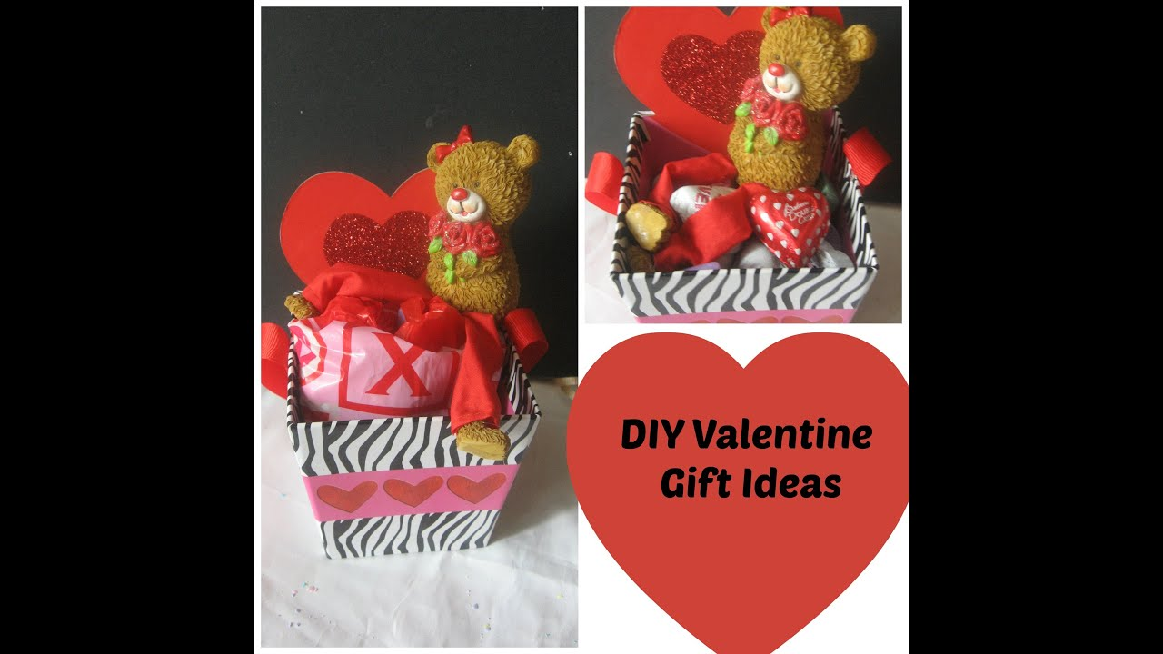 Valentine's Day Treats & DIY Gift Ideas/ Handmade gift ideas ...