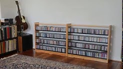 DIY CD Rack