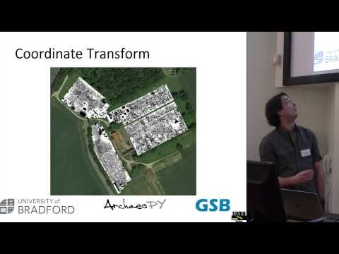 Geospatial Geophysics: Processing GNSS located data in python