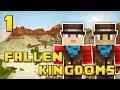 Je suis un Cow-Boy ! | FALLEN KINGDOMS : FAR WEST #01