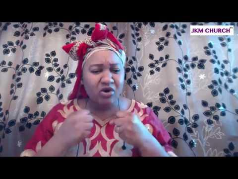 Maman Esther Longo prière matinale du 26.05.2017