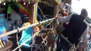 Neu auf der Münchner Wiesn 2014: Big Bamboo (Oktoberfest 2014)