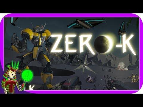 Zero-K | Free Open Source Total Annihilation | Zero-K Archived Livestream