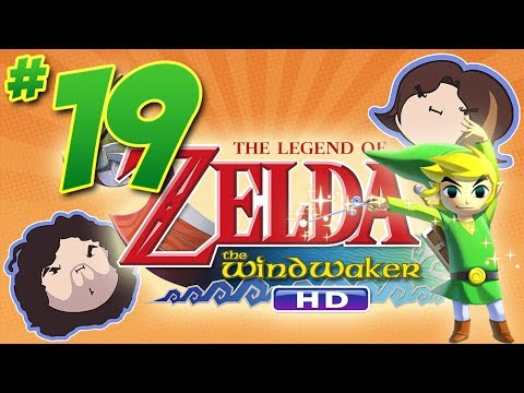 """Wind Waker HD: Fresh Air – PART 19 – Game Grumps"""
