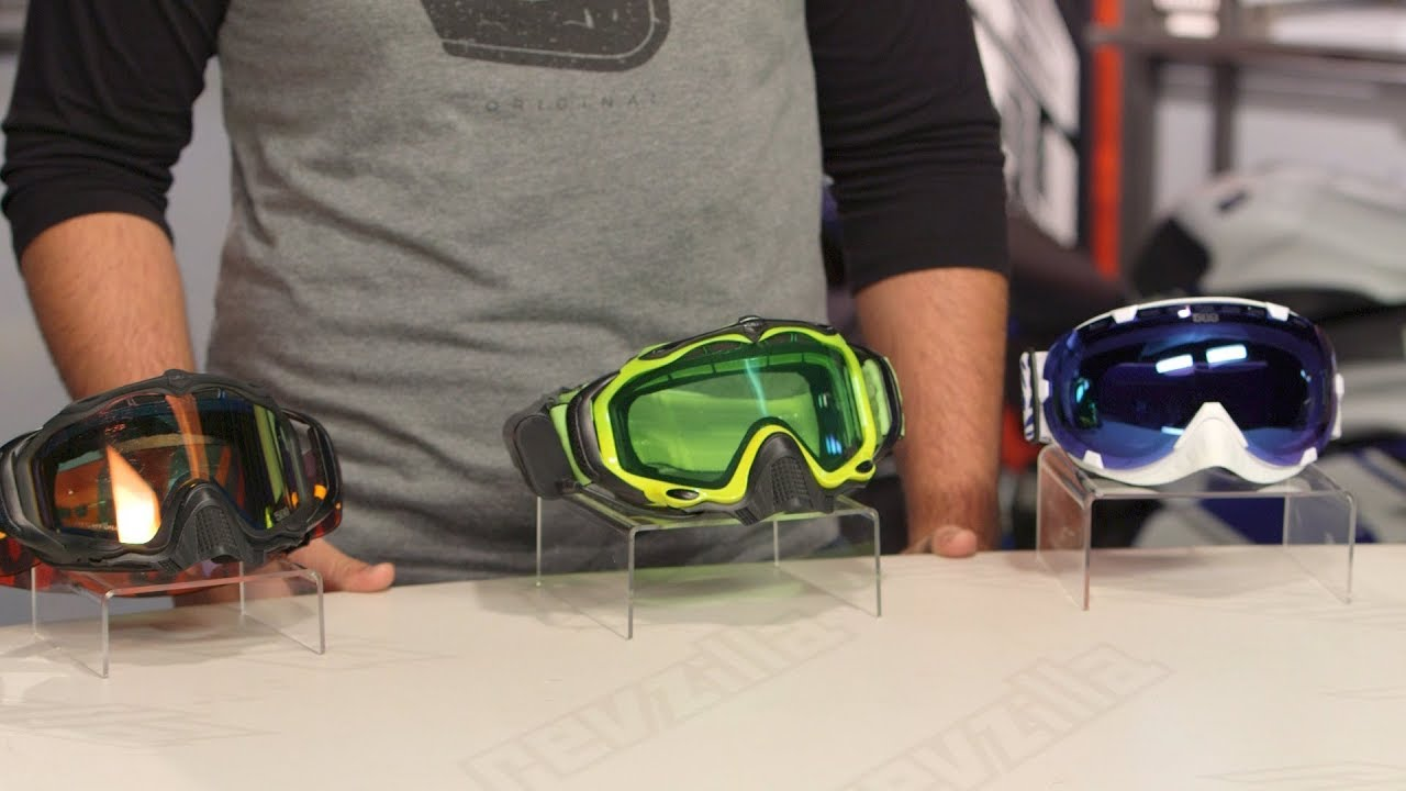 8dd1791daaa 509 Snow Goggles Review at RevZilla.com - YouTube