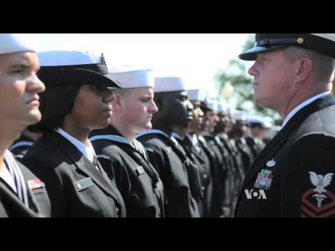 Foreign Students Adapt to Rigors of US Naval Academy