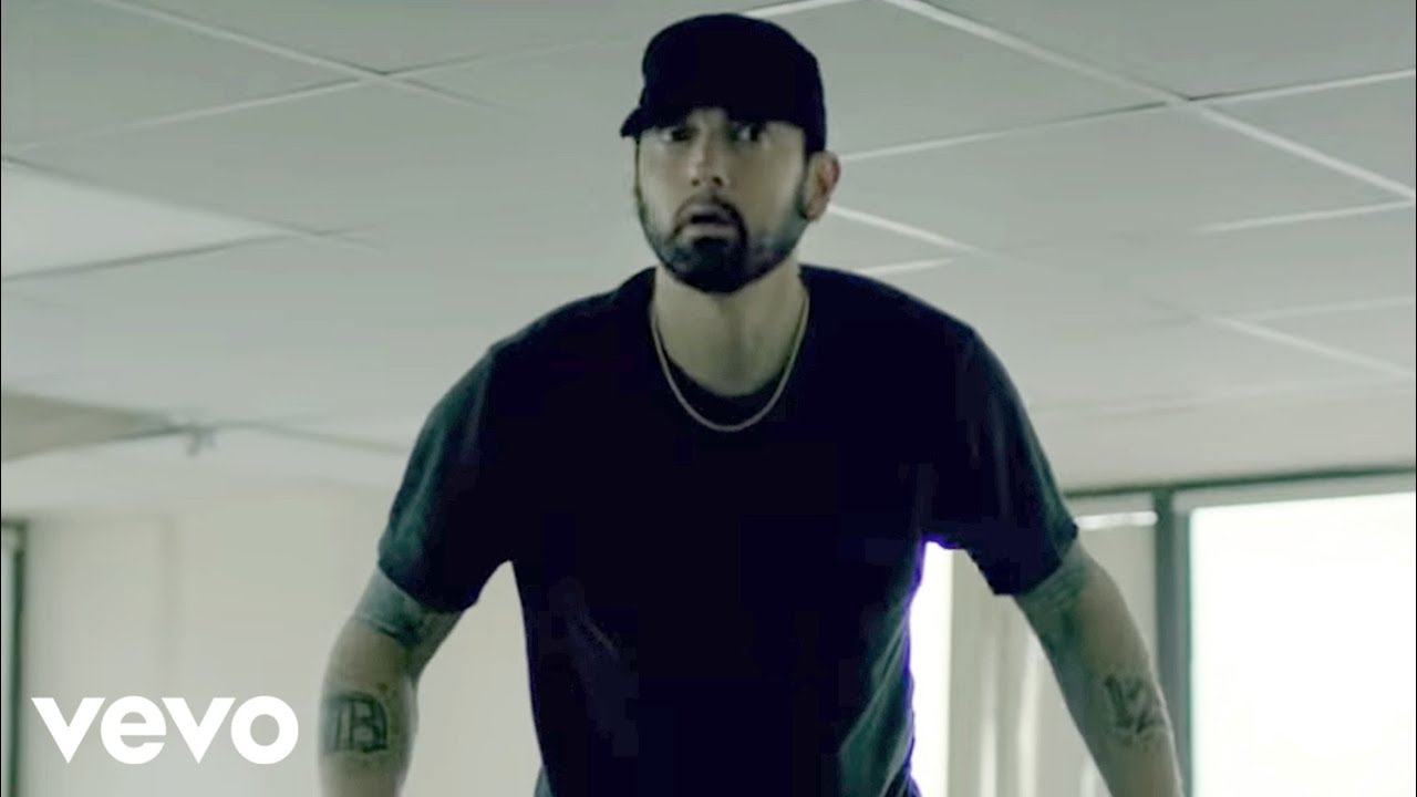 Eminem Surprise-Releases New Album 'Music To Be Murdered By'