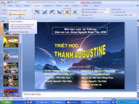 Chen nhac vao PowerPoint.avi