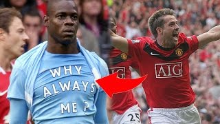 7 Best Manchester Derby Moments