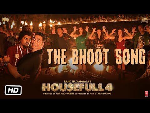 Housefull 4 - The Bhoot Song | Akshay Kumar, Nawazuddin Siddiqui | Mika Singh, Farhad Samji