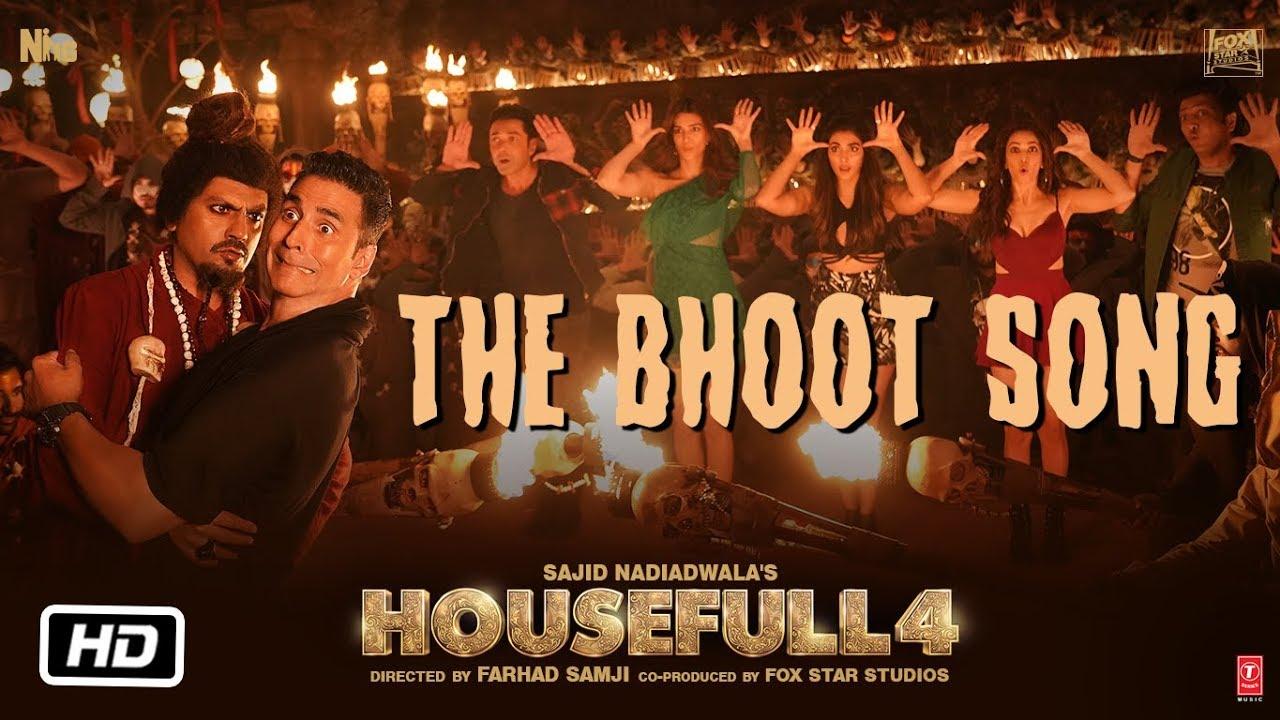 Housefull 4: The Bhoot Song | Akshay Kumar, Nawazuddin Siddiqui | Mika Singh, Farhad Samji