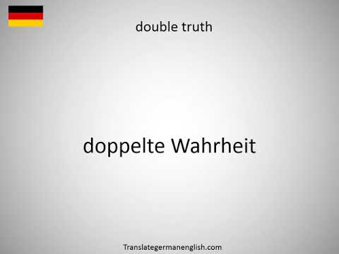 How to say double treble crochet dtr in German?