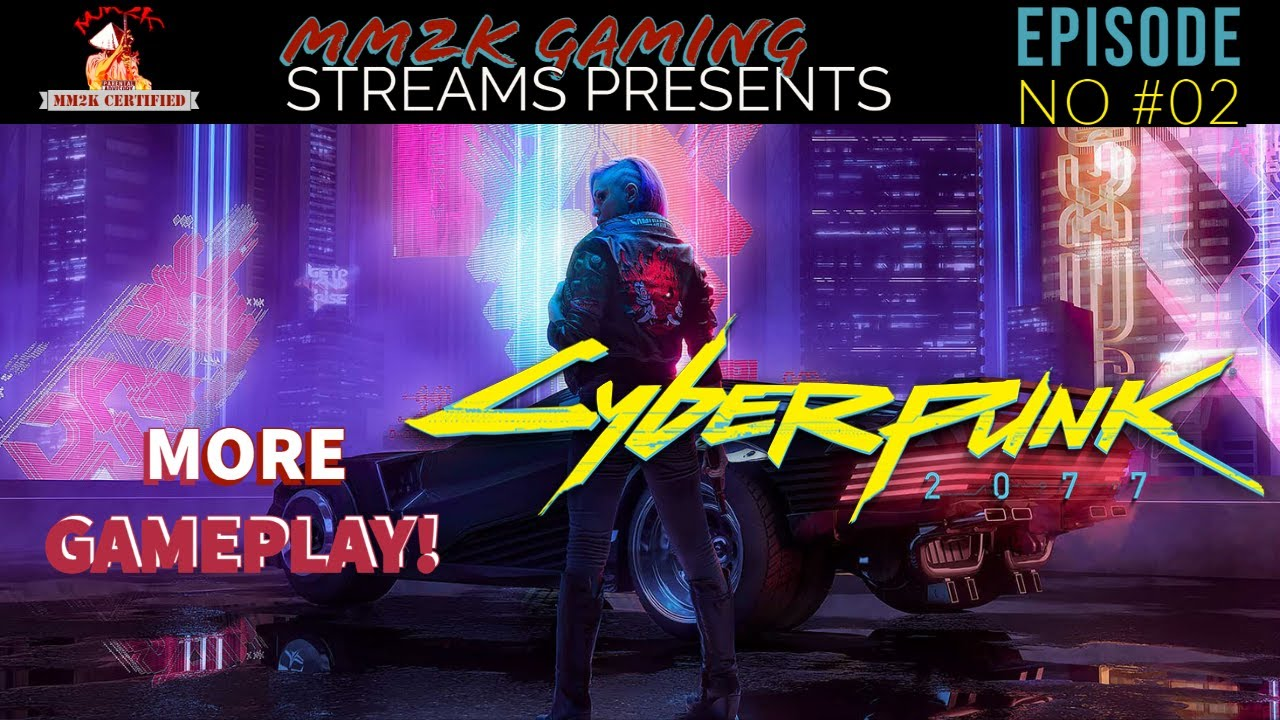 🎮CyberPunk 2077 with RTX RayTracing🗲 and DLSS!!! | MM2K Game Streams