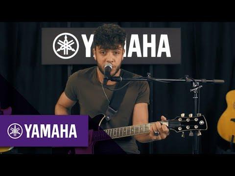 Luca Hänni performing his song 'Signs' | Yamaha Music