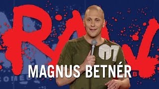 Vaxa pungen - Magnus Betnér | RAW COMEDY