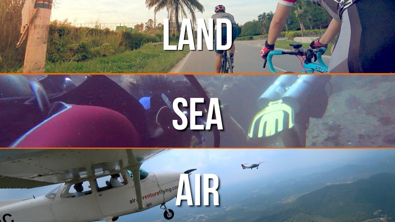 Land Sea Air Adventures Sony Action Cam Fdr X3000 4k