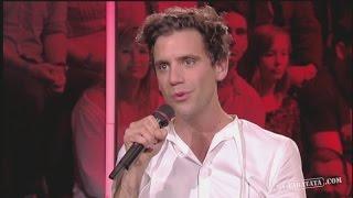 Interview Mika - Part 1 (Sept 2012 - Taratata 432)