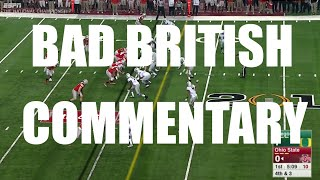 Bad british nfl commentary 2 | 2015 super bowl