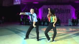 MADjam 2014 Champions Jack &Jill  Robert Royston & Trendlyon Veal