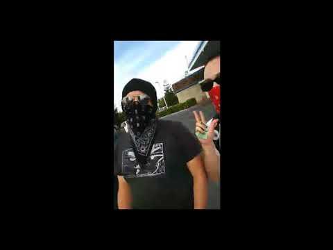 Antifa, La Raza & Commies Protest Sheriff Joe Arpaio for Enforcing the Law Fresno September 29, 2017