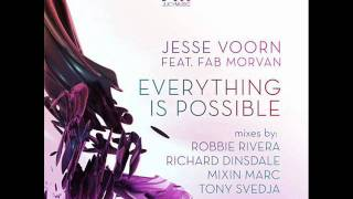 Jesse Voorn feat Fab Morvan - Everything is possible (original mix)