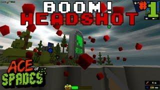 Ace Of Spades Gameplay ITA Ep. 1 - BOOM Headshot! (Miniera di Diamanti)