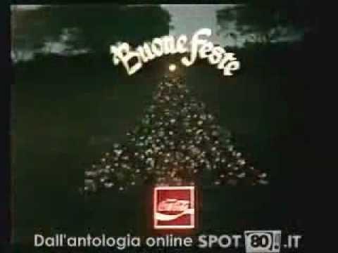 Spot anni 80 Coca Cola  Natale