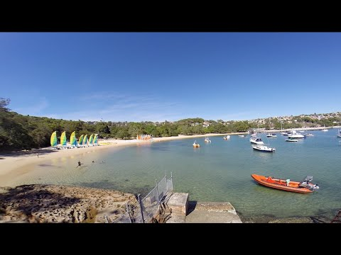 BALMORAL Water Sports Center  Prom Video Sydney Australia  2017 SailingSchool.com.au