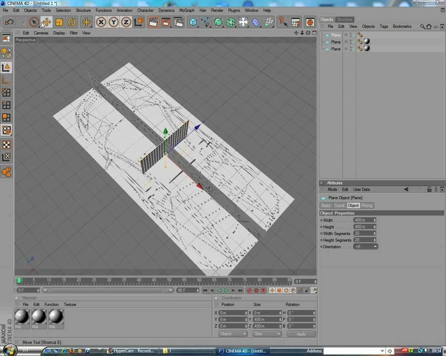 Setting up blueprints in c4d youtube setting up blueprints in c4d malvernweather Choice Image