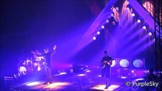 Hurts - The Crow live @ Incheba Arena, Prague - 08.11.2013