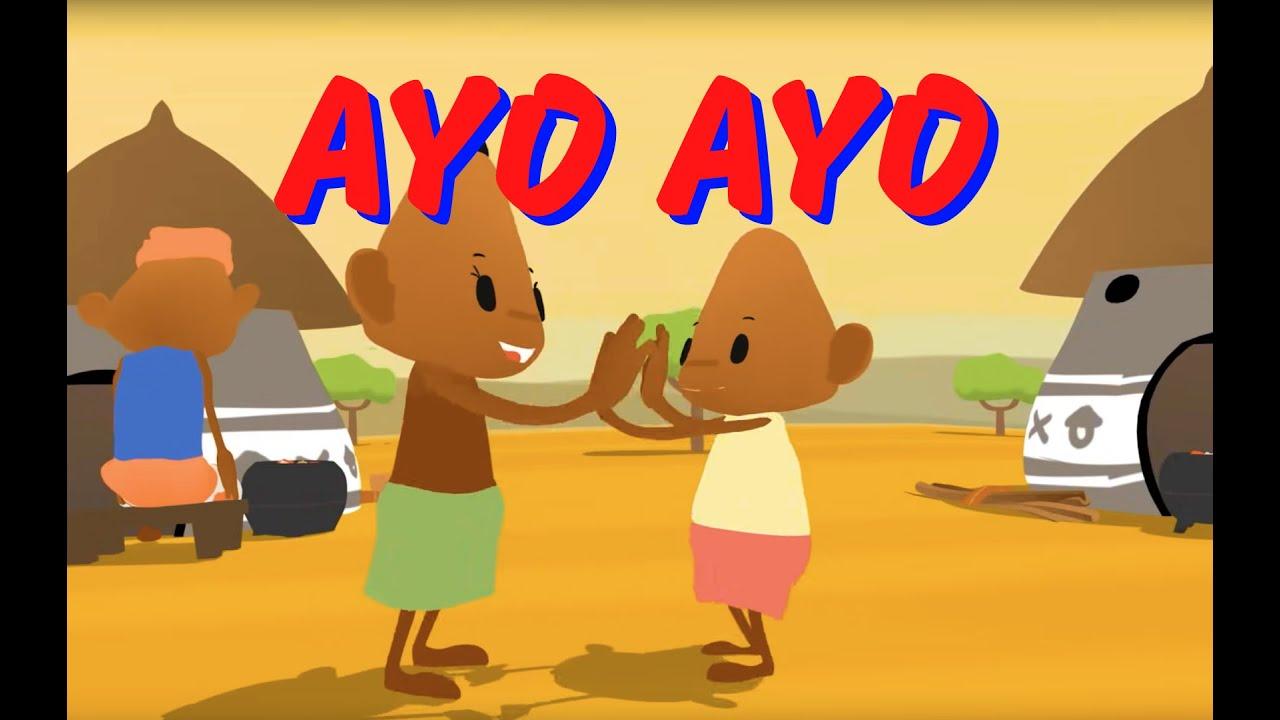 ayo ayo chanson geste africaine pour les enfants youtube. Black Bedroom Furniture Sets. Home Design Ideas