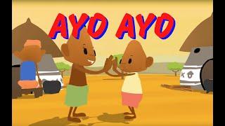 Download Video Ayo! Ayo! - Chanson à geste africaine pour les enfants MP3 3GP MP4