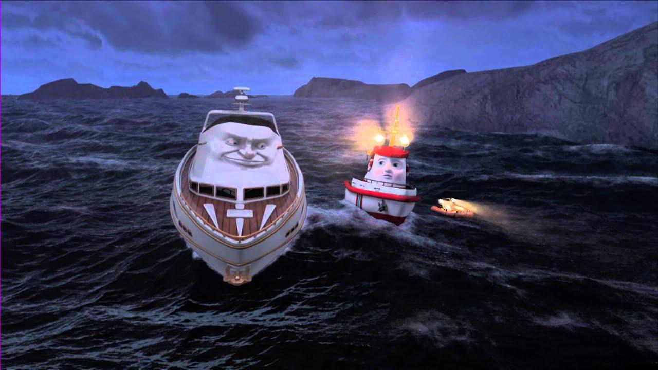 Elias og kongeskibet (Dansk tale) - Trailer