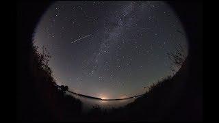 Звездопад года: поток Персеиды украсил небо над Белоруссией