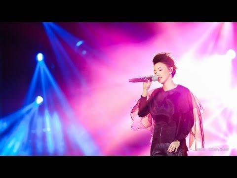 【HD】孫燕姿 Stefanie Sun YanZi 完美演繹「天黑黑」「雨天」「神奇」「逆光」「聽說愛情回來過」@李偲菘&李偉菘30週年音樂會  (2016-01-16)