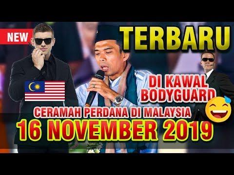 ceramah-perdana-ustadz-abdul-somad-di-malaysia-dikawal-puluhan-bodyguard