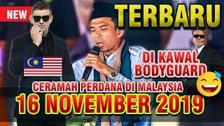Ceramah Perdana Ustadz Abdul Somad di Malaysia dikawal puluhan Bodyguard
