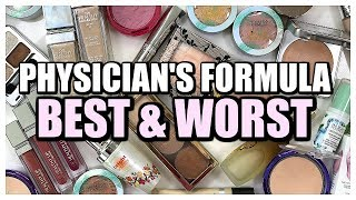 BEST & WORST | Physician's Formula