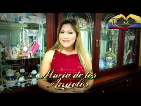 MARIA DE LOS ANGELES - SALUDA A LS PRODUCCIONES