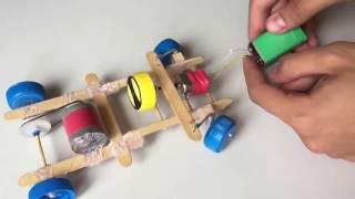 Video Cara membuat mobil mainan dengan remote control   Membuat mainan #38 download MP3, 3GP, MP4, WEBM, AVI, FLV Oktober 2018