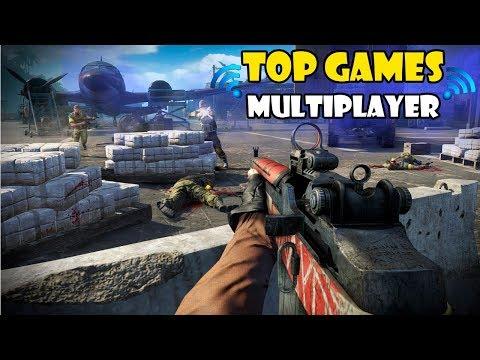 Top 15 Melhores Jogos Multiplayer PARA Android/iOS Bluetooth Ou WIFI Local