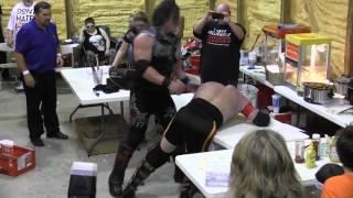 Kevin Thorn vs. Baron Von Kane CASKET MATCH