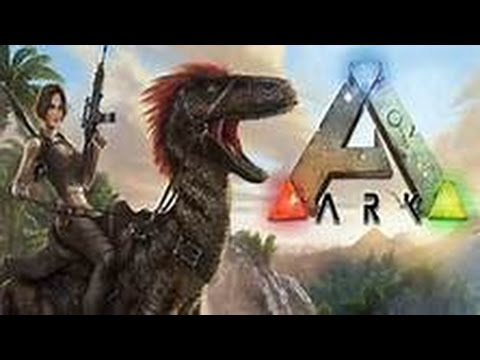 Modded Ark..Survival Evolved/Annunakai Genesis/Gnashor Warden of the Beach Battle 1!!