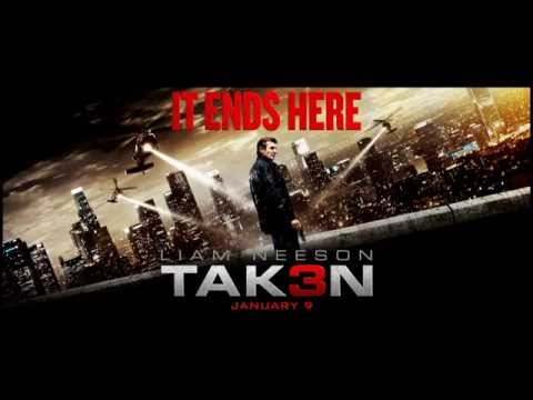 Taken 3 Movie