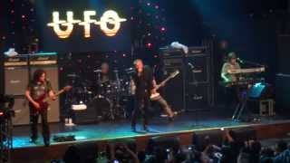 UFO - Only You Can Rock Me - 11/05/2013