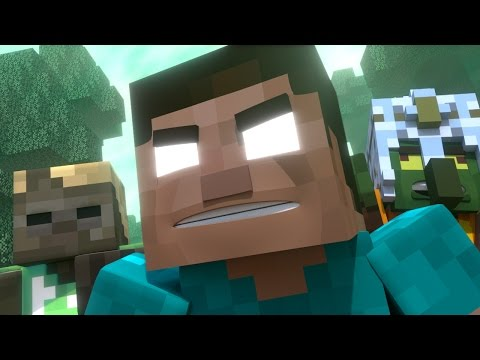 Annoying Villagers 17 - Minecraft Animation