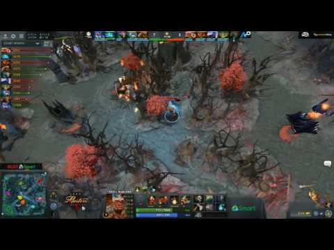 IG vs NP The Manila Master 2017 Game 1