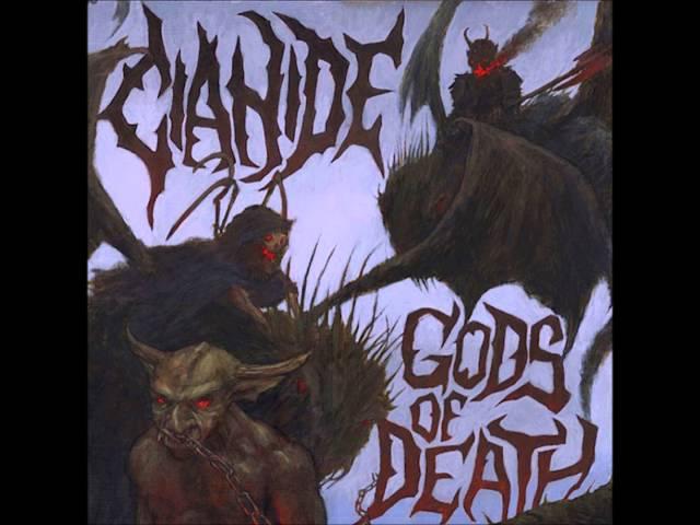 Cianide - Gods of Death (2011) Full Album HD
